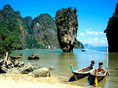 5 Tempat Wisata Di Thailand Bangkok Yang Murah Bisa Untuk Anak : Phuket DLL Selain Pattaya